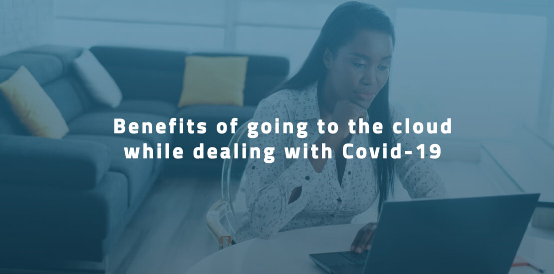 Benefits Of Going On To The Cloud